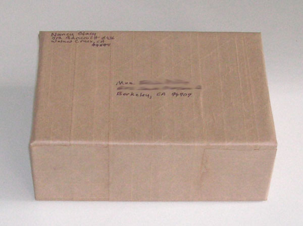 how to package for registered mail